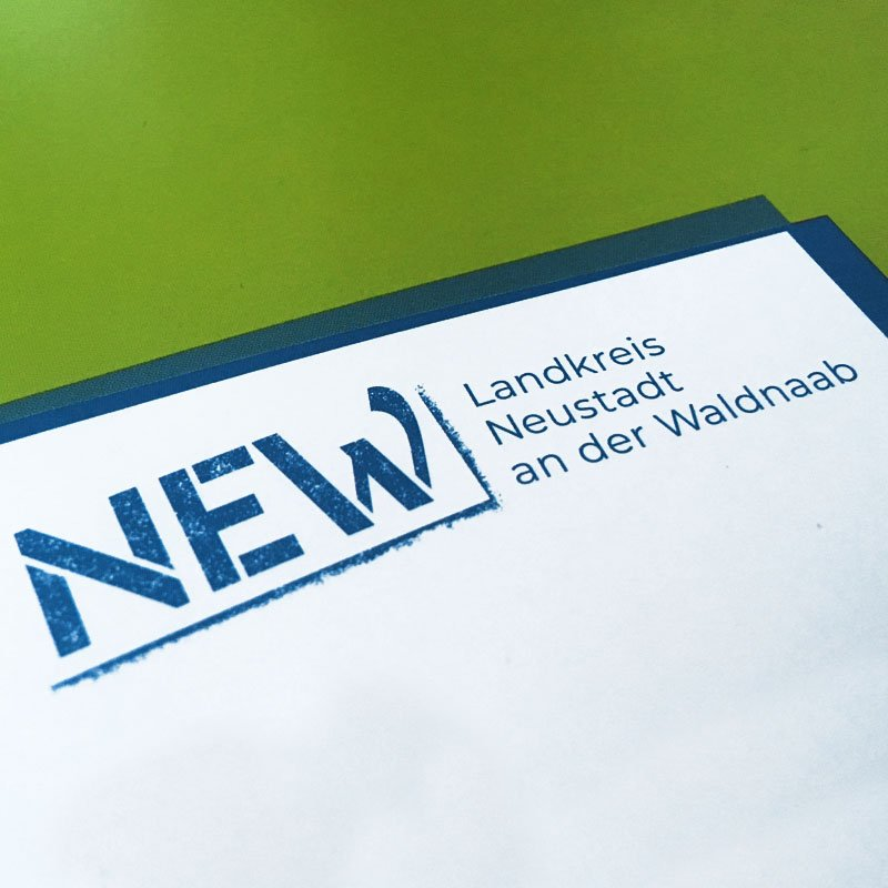 Logo Landkreis Neustadt an der Waldnaab